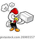 盒子 箱子 鸡 26965557