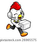 盒子 箱子 鸡 26965575