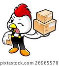 盒子 箱子 鸡 26965578