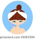 一個化妝的女人 26965990