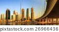 Business bay of Dubai, UAE 26966436