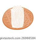 蘑菇 筛子 平底锅 26966584