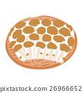 蟹味菇 蘑菇 篩子 26966652