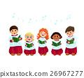 christmas, carol, choir 26967277