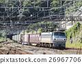 貨運列車 集裝箱 電機 26967706