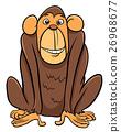 ape animal character 26968677