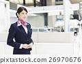 机场 乘务员 人 26970676