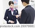 乘務員 客戶服務 商務人士 26970681