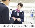 乘務員 客戶服務 商務人士 26970684