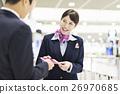 乘務員 客戶服務 商務人士 26970685