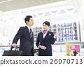 乘務員 客戶服務 商務人士 26970713