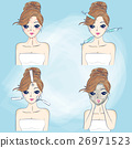 woman do facial plastic surgery 26971523