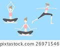 exercise, female, fitness 26971546