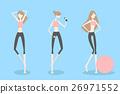 健身 哑铃 运动 26971552