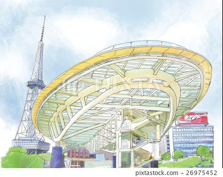 Sakae · Oasis 21 · TV Tower 26975452