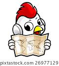 公雞 鳥 吉祥物 26977129
