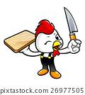 公雞 小刀 鳥 26977505