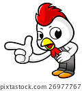 Chicken Character Suggests the direction. 26977767