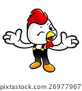 Chicken Character has been welcomed with both hand 26977967