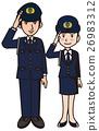 cops, policeman, policemen 26983312