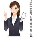 女性 指点 指示 26983801