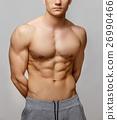 男性 胸部 男 26990466