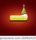 vector, xmas, christmas 26992420