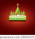 vector, xmas, christmas 26992425