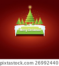 vector, xmas, christmas 26992440