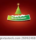vector, xmas, christmas 26992468