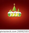 vector, xmas, christmas 26992503