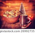 Christmas cookies 26992735