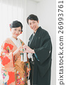 traditional Japanese wedding 26993761