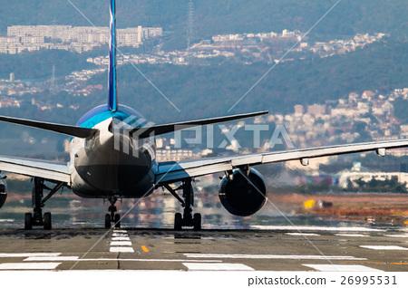 飛機跑道 26995531
