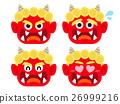 ogre, demon, facial 26999216