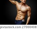 男性 男 肌肉 27000408
