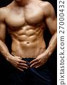 torso, muscular, fitness 27000432