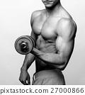 男性 男 肌肉发达 27000866