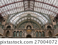 antwerp, station, building 27004072