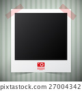 photo, frame, vector 27004342