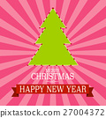 Merry Christmas and Happy New Year. 27004372