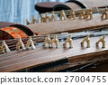 koto, traditional japanese musical instrument, instrument 27004755