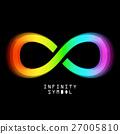 Infinity Symbol 27005810