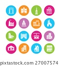 building icons 27007574