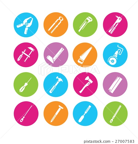 tools icons 27007583