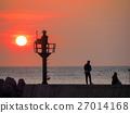 日落 黃昏 海 27014168