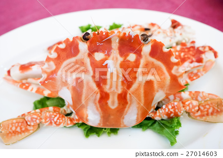 清蒸螃蟹 27014603