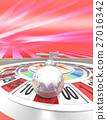 輪盤賭 地球儀 土地 27016342