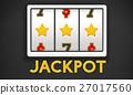 Online Casino Luck Concept 27017560