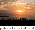 黃昏 下午 夕陽 27018650